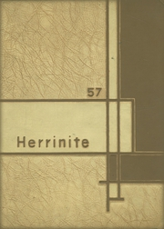 Page 1, 1957 Edition, Herrin High School - Tatler Yearbook (Herrin, IL) online yearbook collection