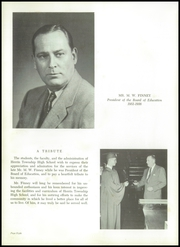 Page 12, 1957 Edition, Herrin High School - Tatler Yearbook (Herrin, IL) online yearbook collection