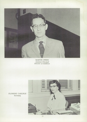 Page 15, 1959 Edition, Herrin High School - Tatler Yearbook (Herrin, IL) online yearbook collection