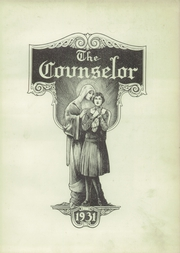 Page 7, 1931 Edition, Good Counsel High School - Counselor Yearbook (Chicago, IL) online yearbook collection