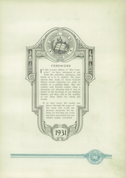 Page 9, 1931 Edition, Good Counsel High School - Counselor Yearbook (Chicago, IL) online yearbook collection