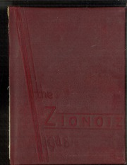 1948 Edition, Mount Zion High School - Zionoiz Yearbook (Mount Zion, IL)