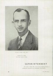 Page 14, 1949 Edition, Mount Zion High School - Zionoiz Yearbook (Mount Zion, IL) online yearbook collection