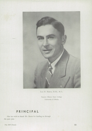 Page 15, 1949 Edition, Mount Zion High School - Zionoiz Yearbook (Mount Zion, IL) online yearbook collection