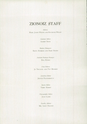 Page 8, 1949 Edition, Mount Zion High School - Zionoiz Yearbook (Mount Zion, IL) online yearbook collection