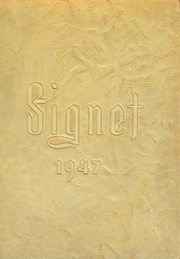 Page 1, 1947 Edition, Effingham High School - Signet Yearbook (Effingham, IL) online yearbook collection