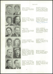 Page 12, 1947 Edition, Effingham High School - Signet Yearbook (Effingham, IL) online yearbook collection