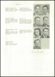 Page 13, 1947 Edition, Effingham High School - Signet Yearbook (Effingham, IL) online yearbook collection