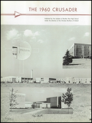 Page 6, 1960 Edition, Brother Rice High School - Crusader Yearbook (Chicago, IL) online yearbook collection