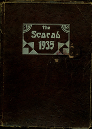 1935 Edition, Benton Township High School - Scarab Yearbook (Benton, IL)