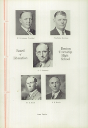 Page 16, 1935 Edition, Benton Township High School - Scarab Yearbook (Benton, IL) online yearbook collection