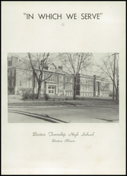 Page 11, 1944 Edition, Benton Township High School - Scarab Yearbook (Benton, IL) online yearbook collection