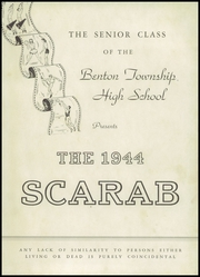Page 7, 1944 Edition, Benton Township High School - Scarab Yearbook (Benton, IL) online yearbook collection