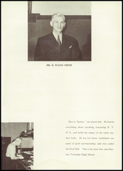 Page 11, 1945 Edition, Benton Township High School - Scarab Yearbook (Benton, IL) online yearbook collection