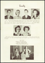 Page 15, 1945 Edition, Benton Township High School - Scarab Yearbook (Benton, IL) online yearbook collection
