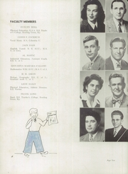 Page 14, 1949 Edition, Benton Township High School - Scarab Yearbook (Benton, IL) online yearbook collection