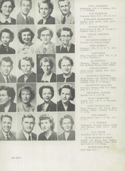 Page 15, 1949 Edition, Benton Township High School - Scarab Yearbook (Benton, IL) online yearbook collection