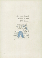Page 5, 1949 Edition, Benton Township High School - Scarab Yearbook (Benton, IL) online yearbook collection