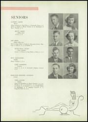 Page 10, 1951 Edition, Benton Township High School - Scarab Yearbook (Benton, IL) online yearbook collection