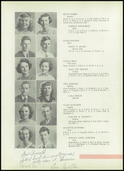 Page 11, 1951 Edition, Benton Township High School - Scarab Yearbook (Benton, IL) online yearbook collection