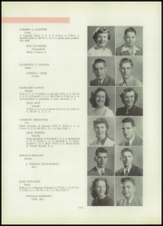 Page 12, 1951 Edition, Benton Township High School - Scarab Yearbook (Benton, IL) online yearbook collection