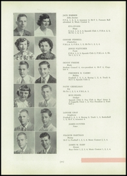 Page 13, 1951 Edition, Benton Township High School - Scarab Yearbook (Benton, IL) online yearbook collection