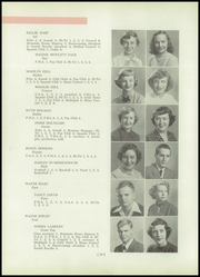 Page 14, 1951 Edition, Benton Township High School - Scarab Yearbook (Benton, IL) online yearbook collection