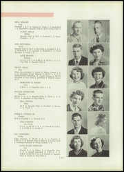 Page 16, 1951 Edition, Benton Township High School - Scarab Yearbook (Benton, IL) online yearbook collection