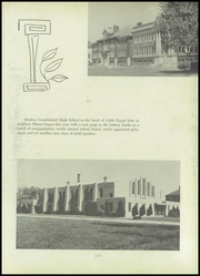 Page 7, 1951 Edition, Benton Township High School - Scarab Yearbook (Benton, IL) online yearbook collection