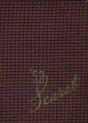 1953 Edition, Benton Township High School - Scarab Yearbook (Benton, IL)