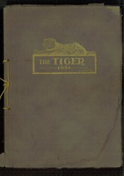 1924 Edition, Princeton High School - Tiger Yearbook (Princeton, IL)