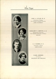 Page 14, 1925 Edition, Princeton High School - Tiger Yearbook (Princeton, IL) online yearbook collection