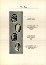 Page 16, 1925 Edition, Princeton High School - Tiger Yearbook (Princeton, IL) online yearbook collection