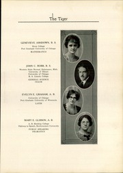 Page 17, 1925 Edition, Princeton High School - Tiger Yearbook (Princeton, IL) online yearbook collection