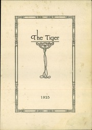Page 3, 1925 Edition, Princeton High School - Tiger Yearbook (Princeton, IL) online yearbook collection