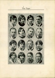 Page 7, 1925 Edition, Princeton High School - Tiger Yearbook (Princeton, IL) online yearbook collection