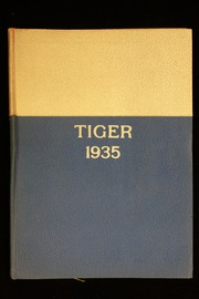 Page 1, 1935 Edition, Princeton High School - Tiger Yearbook (Princeton, IL) online yearbook collection