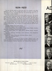 Page 12, 1935 Edition, Princeton High School - Tiger Yearbook (Princeton, IL) online yearbook collection