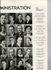 Page 13, 1935 Edition, Princeton High School - Tiger Yearbook (Princeton, IL) online yearbook collection