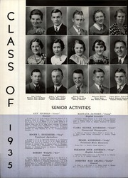 Page 14, 1935 Edition, Princeton High School - Tiger Yearbook (Princeton, IL) online yearbook collection