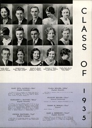 Page 17, 1935 Edition, Princeton High School - Tiger Yearbook (Princeton, IL) online yearbook collection