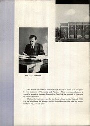 Page 6, 1935 Edition, Princeton High School - Tiger Yearbook (Princeton, IL) online yearbook collection