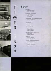 Page 9, 1935 Edition, Princeton High School - Tiger Yearbook (Princeton, IL) online yearbook collection