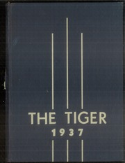 1937 Edition, Princeton High School - Tiger Yearbook (Princeton, IL)