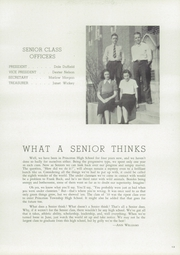 Page 17, 1939 Edition, Princeton High School - Tiger Yearbook (Princeton, IL) online yearbook collection