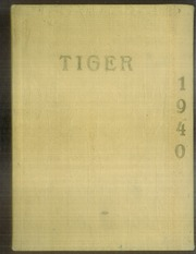1940 Edition, Princeton High School - Tiger Yearbook (Princeton, IL)