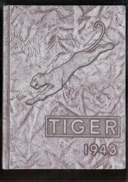 1943 Edition, Princeton High School - Tiger Yearbook (Princeton, IL)
