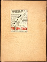 1944 Edition, Princeton High School - Tiger Yearbook (Princeton, IL)