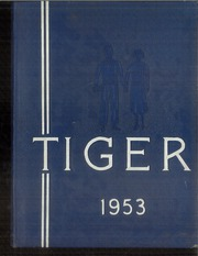 1953 Edition, Princeton High School - Tiger Yearbook (Princeton, IL)
