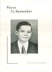 Page 10, 1953 Edition, Princeton High School - Tiger Yearbook (Princeton, IL) online yearbook collection